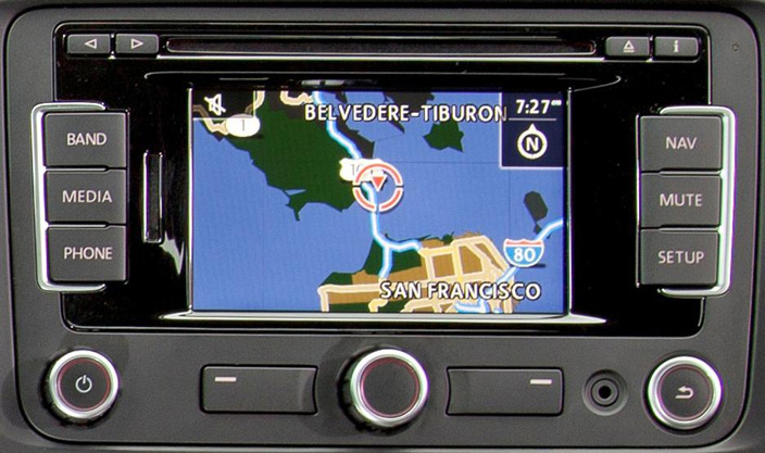 esp professionals in car electronics volkswagen rns 310. Black Bedroom Furniture Sets. Home Design Ideas